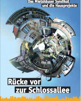 Einladung zum Treffen der bayerischen Projekte des Mietshäuser Syndikats am 03.10.