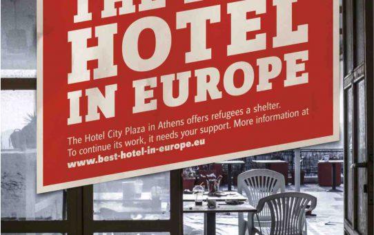 Eure Unterstützung für das Beste Hotel Europas