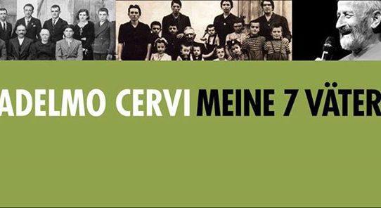 Buchvorstellung: Adelmo Cervi - Meine 7 Väter