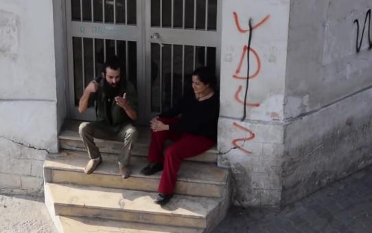 Konzert und Diskussion mit dem tunesischen Aktivisten- und Hiphop-Duo Yoskha