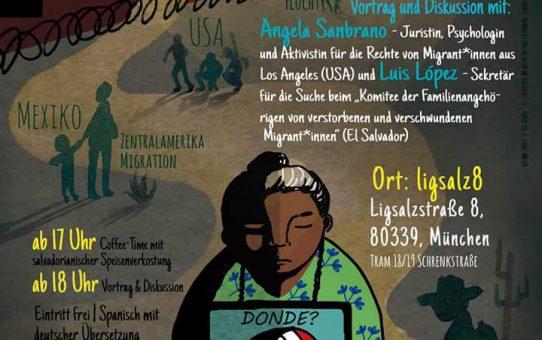 Ninguna vida es ilegal – Kein Mensch ist illegal: Migration in Zentralamerika & USA | Migración en Centroamérica & USA